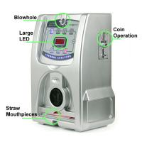 Coin Operated Vending Breathalyzer machine for Bars